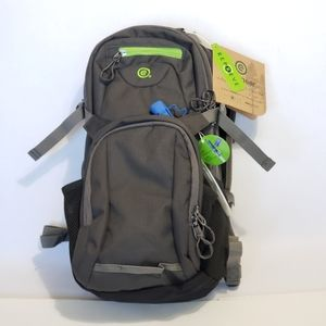 EcoGear Hydration Pack Outdoor Hiking Trail Water